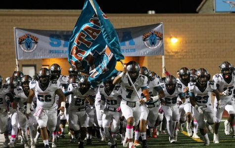 Spartans Spoil Rams Homecoming with a 51-35 Win